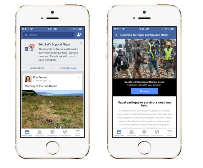 What's new in Facebook?