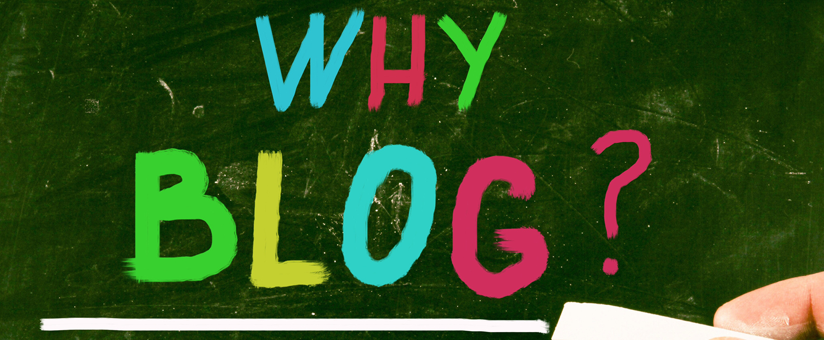 The Top 5 Reasons your business should be BLOGGING