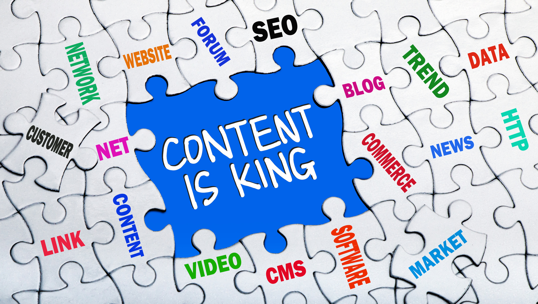 Content is (Still) King – Make Sure You're Producing High Quality Content